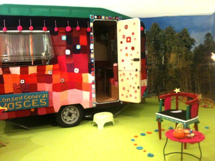 the salon des loisirs cr atifs nov 2013 gwenadeco. Black Bedroom Furniture Sets. Home Design Ideas